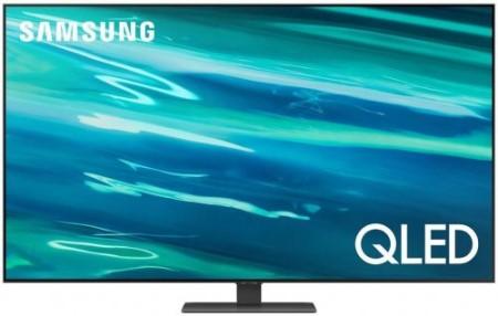 Samsung Tv QLED 4K Ultra HD - Qe50q80aatxzt
