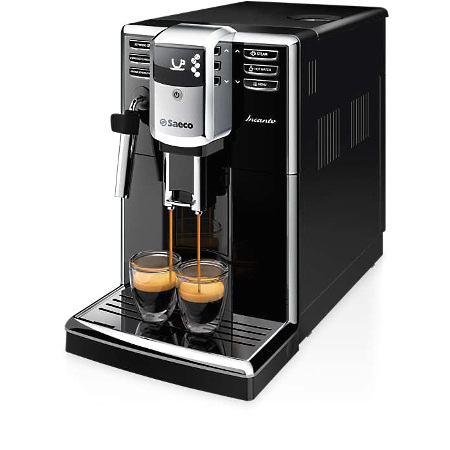 Saeco Macchina da caffè automatica - Incanto Hd8911