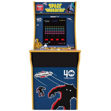 Sambro Contiene 2 classici giochi Arcade - Acd-001-eu Arcade Cabinet
