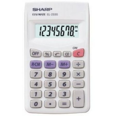 Sharp - El233sb