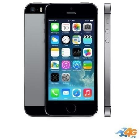 iPhone 5S 16GB Space Grey 4G LTE / Wi-Fi Dual-Band