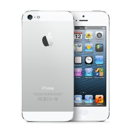 Tim - iPhone 5S 16GB Silver