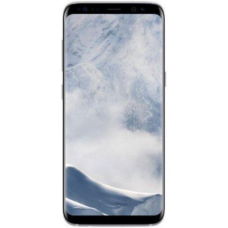 Samsung - Galaxy S8 64gbsm-g950silvertim