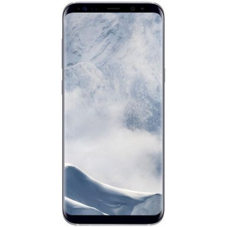 Samsung - Galaxy S8 Plussm-g955silver