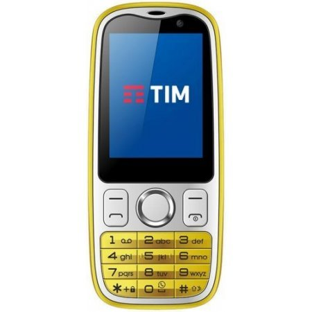 Tim Smartphone - Easy 4g  giallo