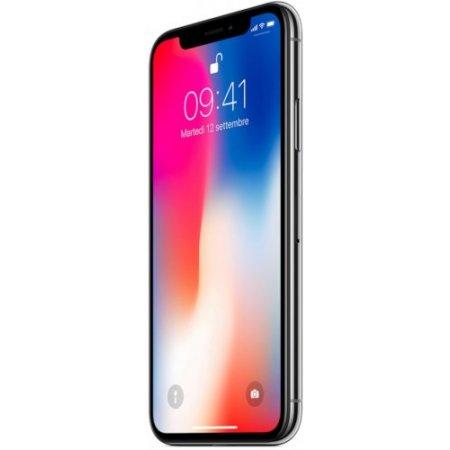 Apple Iphone X 256 gbtim - Iphone X 256gbsilvertim