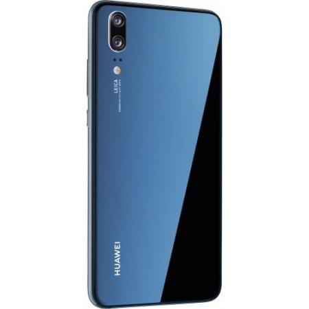 Huawei Smartphone 128 gb ram 4 gb tim quadband - P20 Blu Tim