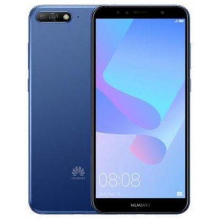 Huawei Smartphone 16 gb ram 2 gb tim quadband - Y6 2018 Blu Tim