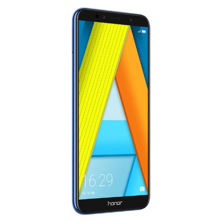 Tim Capacità interna:   16 GB - Huawei Honor 7a Blue