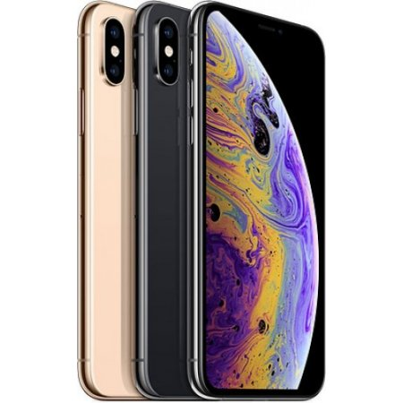 Apple - Iphone Xs Max 64gb Silver Tim