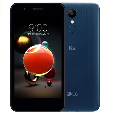 Lg - K9 Blu Tim