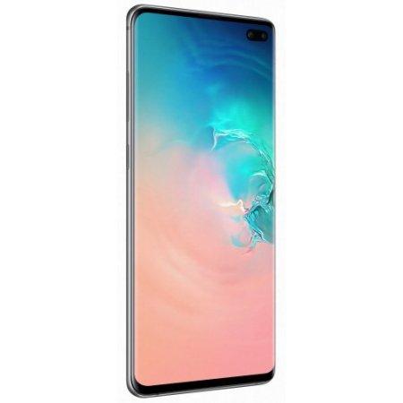 Samsung Smartphone 128 gb ram 8 gb. tim quadband - Galaxy S10+ 128gb Sm-g975 Bianco Tim