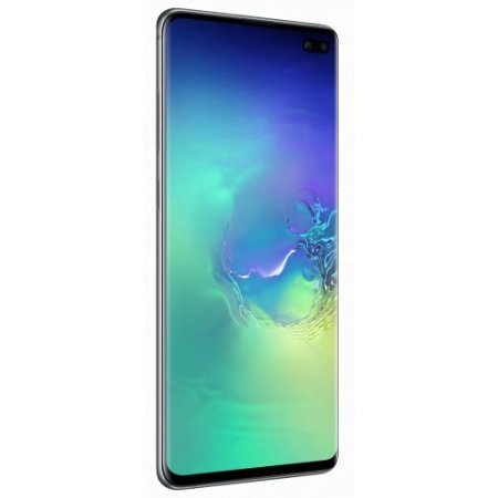 Samsung Smartphone 128 gb ram 8 gb. tim quadband - Galaxy S10+ 128gb Sm-g975 Verde Tim