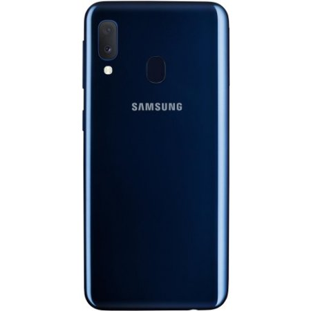 Samsung Smartphone 32 gb ram 3 gb. tim quadband - Galaxy A20e Sm-a202 Blu Tim