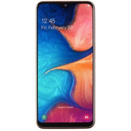 Samsung Smartphone 32 gb ram 3 gb. tim quadband - Galaxy A20e Sm-a202 Corallo Tim