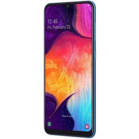 Samsung Smartphone 128 gb ram 4 gb. tim quadband - Galaxy A50 Sm-a505 Blu Tim