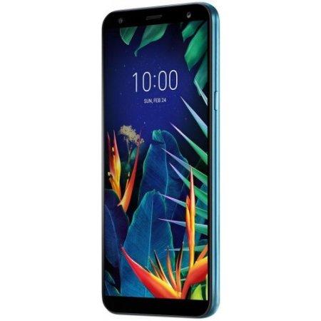 Lg Smartphone 32 gb ram 2 gb. tim quadband - K40 X420 Blu Tim