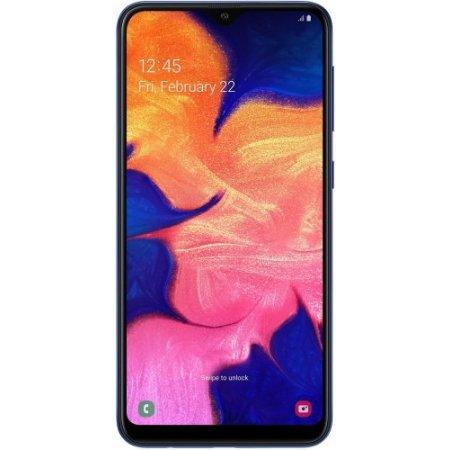 Samsung Smartphone 32 gb ram 2 gb. tim quadband - Galaxy A10 Sm-a105 Blu Tim