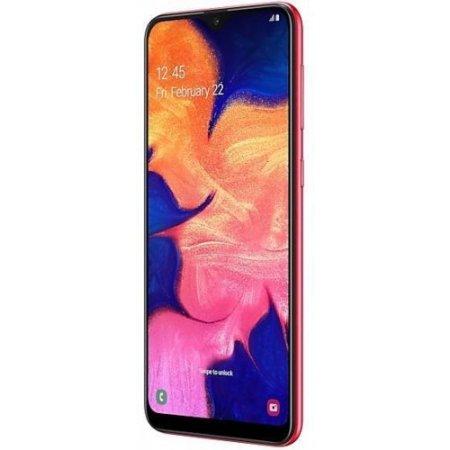 Samsung Smartphone 32 gb ram 2 gb. tim quadband - Galaxy A10 Sm-a105 Rosso Tim
