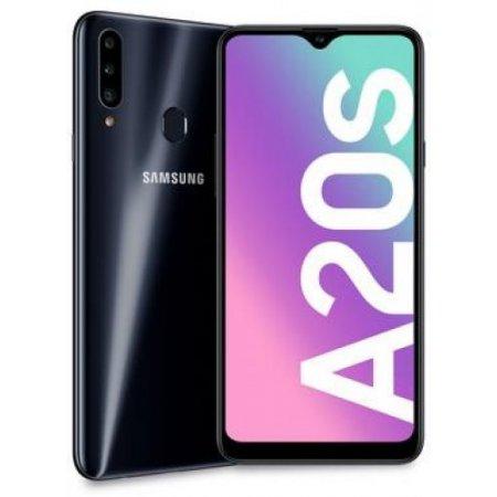 Samsung Smartphone 32 gb ram 3 gb. tim quadband - Galaxy A20s Sm-a207 Nero Tim