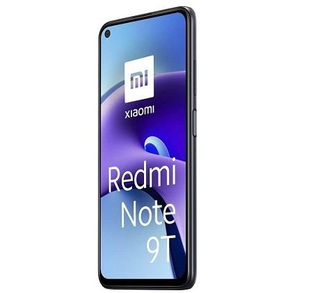 Tim Gestore tim - Redmi Note 9t 5g Nightfall Black