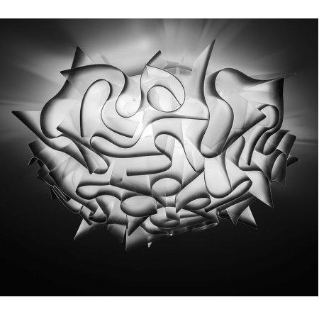 Slamp - Veli Plaf.53cm C.charcoal 2x15w