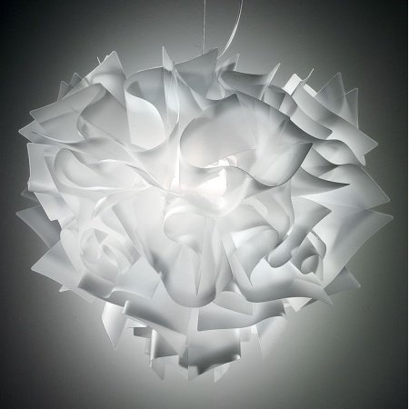 Slamp - Veli Sospensione 42x36 2x20w E27 Op