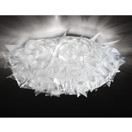 Slamp - Plafoniera Veli Prisma Large 3x20w