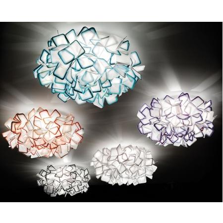 Slamp lampada a soffitto / parete - Clizia Par/soff White