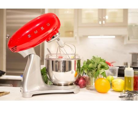 Smeg Robot da cucina impastatore - Smf01rdeu
