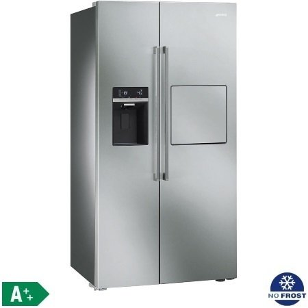 Smeg Frigorifero Side by Side - Sbs63x2pedh