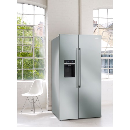 Smeg Frigorifero Side by Side - Sbs63xed