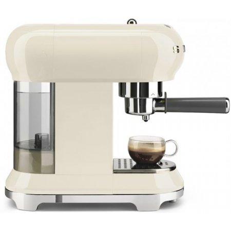 Smeg Macchina caffe' espresso - Espresso Coffe Cream - Ecf01creu