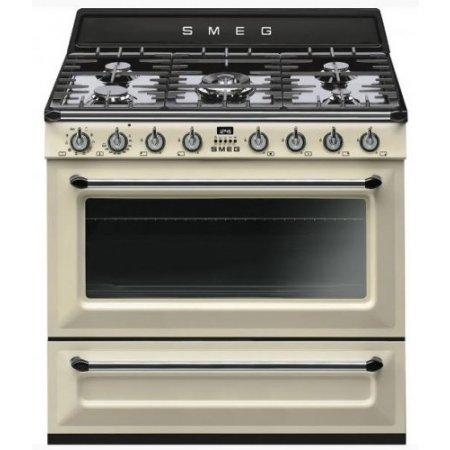 Smeg Cucina a gas forno elettrico - Tr90p9