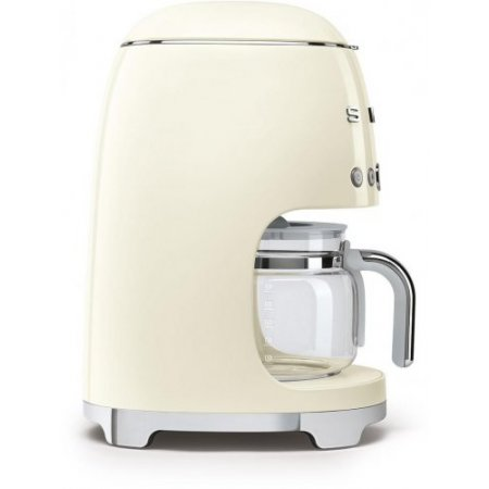 Smeg Macchina caffe' americano 1050 w - Dcf02p Panna