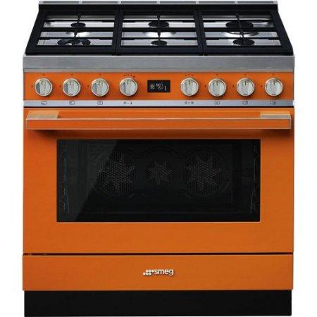 Smeg Cucina a gas forno elettrico - Cpf9gmor