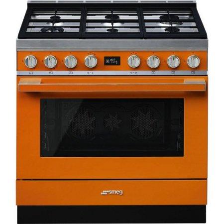 Smeg Cucina a gas forno elettrico - Cpf9gpor
