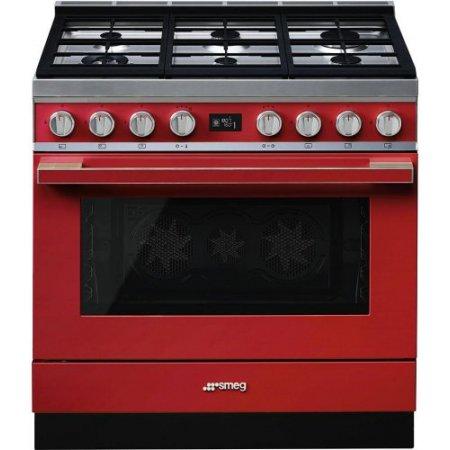 Smeg Cucina a gas forno elettrico - Cpf9gmr