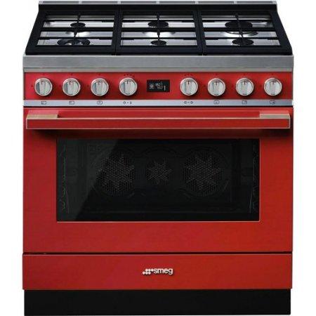 Smeg Cucina a gas forno elettrico - Cpf9gpr