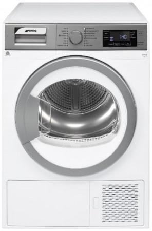 Smeg asciugatrice a pompa di calore carico biancheria 9 kg. - Dht93lit