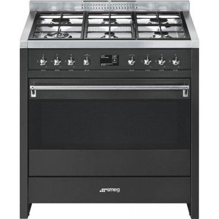Smeg Cucina a gas forno elettrico - A1a-9