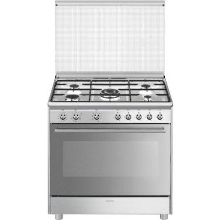 Smeg Cucina a gas forno elettrico - Sx91mds9