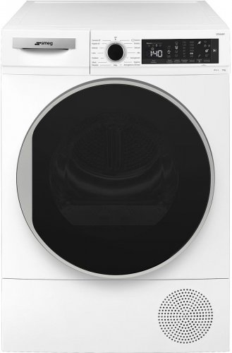 Smeg asciugatrice a pompa di calore - Dt393pit