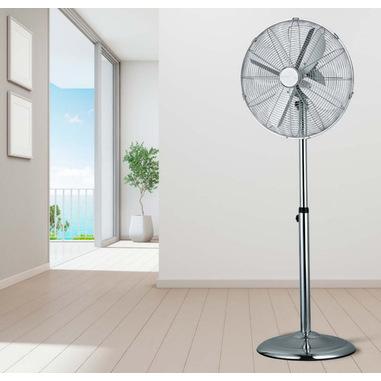 Smartway Ventilatore piantana - Svp40xc Cromo