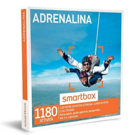 Smartbox - Adrenalina