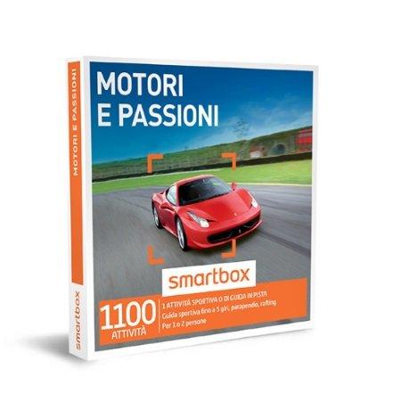 Smartbox 1 attività adrenalinica per 1 o 2 persone - Motori E Passioni