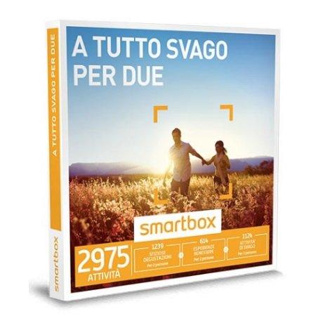 Smartbox 1 attività a scelta per 2 persone - A Tutto Svago Per Due