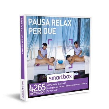 Smartbox - Pausa Relax Per Due