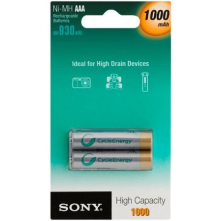 Sony 2 per confezione pila ricaricabile - Nhaaab2f