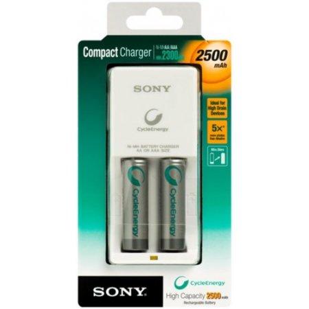 Sony Caricatore pila - Bcg34hs2e